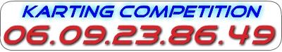 Karting Compétition 06 09 23 86 49