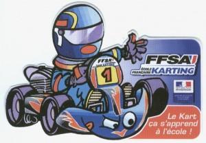 logo ffsa_karting